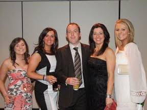 110416 Oisin's Dinner Dance At The Piccadilly Hotel Manchester