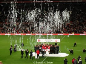 110523 Manchester United Win Youth Cup Final