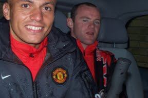 110530 Man United Comming Home